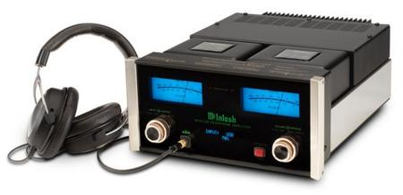 McIntosh ya tiene listo el MHA100, su primer amplificador de auriculares «fuera borda»