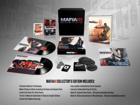 Mafia 3 Edicion De Coleccion