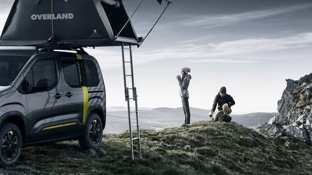 Peugeot Rifter 4x4 Concept 7