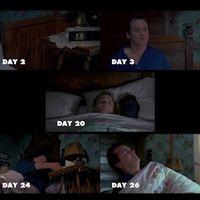 Otra forma de ver 'Atrapado en el tiempo' ('Groundhog Day'): todas las líneas de acción al mismo tiempo