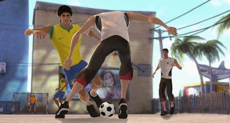 'Fifa Street 3', detalles