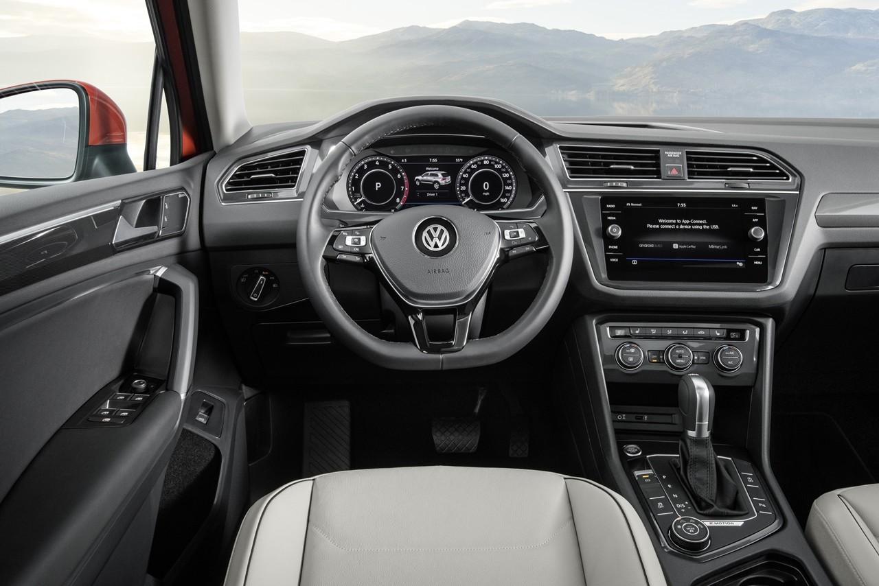 Foto de Volkswagen Tiguan Allspace 2017 (7/7)