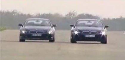 BMW M6 vs Alpina B6, 500 CV