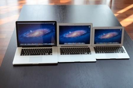 La gama MacBook, muchas opciones donde elegir [Especial guia de compra Mac]