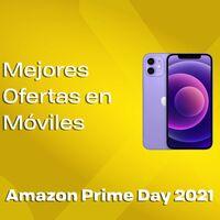Amazon Prime day: Mejores ofertas (actualizadas) del día en móviles