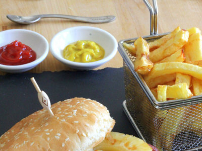 Big Kahuna Burger, la famosa hamburguesa de las pelis de Tarantino
