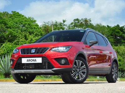 SEAT Arona, al volante del Ibiza en zancos que quiere causar terror a los demás B-SUV