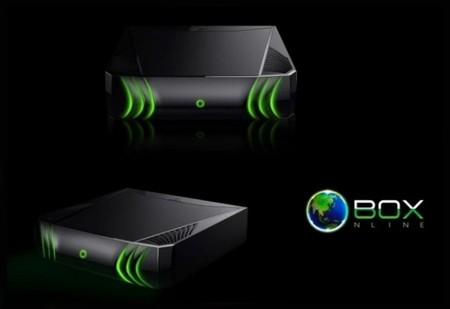 Obox Consola Android