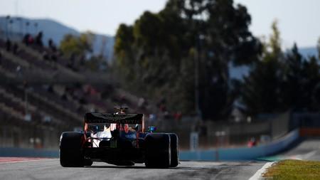 Albon Montmelo F1 2020