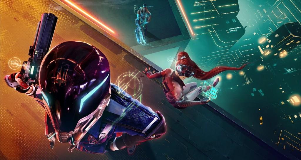 Jugamos a Hyper Scape, el primer battle royale de Ubisoft que apuesta por la verticalidad, los poderes y la integración con Twitch