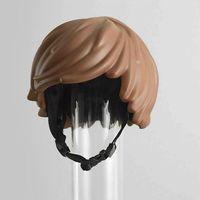 Ya sabemos que no es Halloween, pero con este casco podrías ser un LEGO todo el año