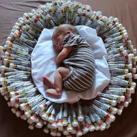 ¿Ser madre con trombofilia? Sí, se puede (y esta impactante foto lo demuestra)