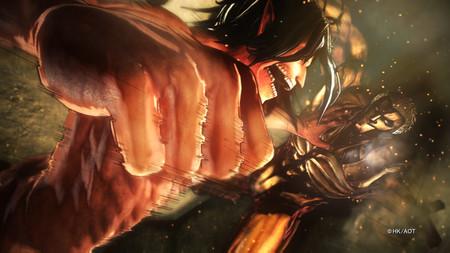 Anunciado el desarrollo de Attack on Titan 2 con su primer tráiler
