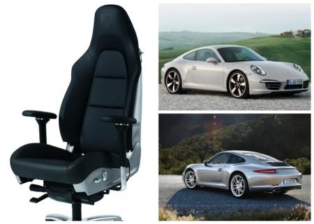 Sillon Porsche 1