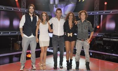Novedades de la temporada 2012/2013 en España: Telecinco