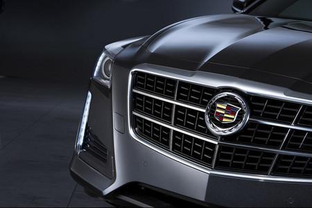 2014 Cadillac CTS, llegan las primeras imágenes