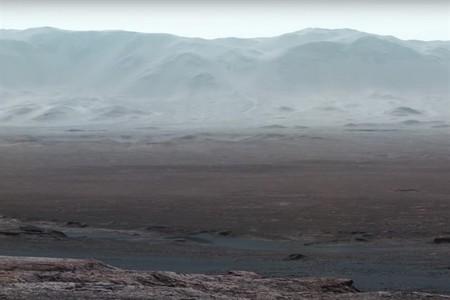 Curiosity echa la vista atrás en este vídeo para contemplar su camino recorrido