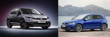 Volkswagen Golf GTI TCR y Volkswagen Golf R, ¿Que diferencia hay entre los Golf más hardcore?