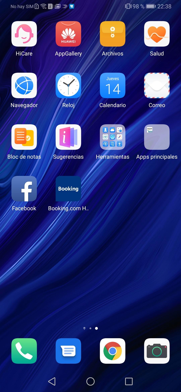 Foto de Huawei P30 interfaz (20/31)