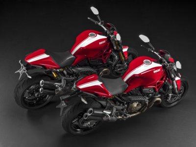 Ducati Monster Stripe, el detalle que faltaba en la familia