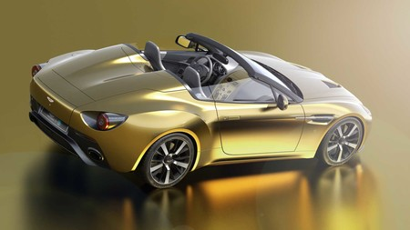 Aston Martin Vantage V12 Zagato Heritage Twins 2021 4