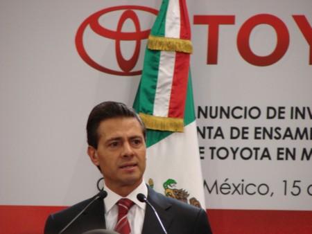 Planta Toyota Mexico 11