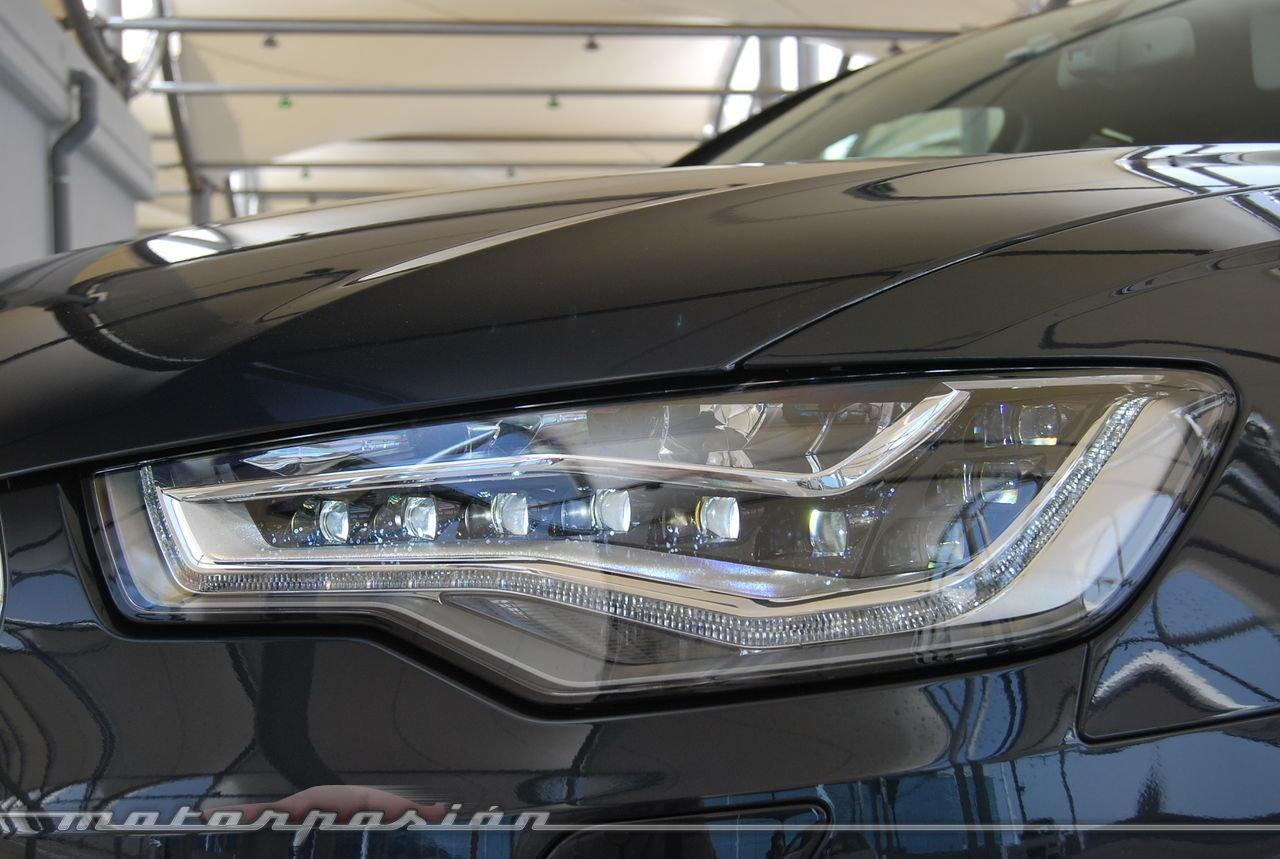 Foto de Audi A6 hybrid (prueba) (117/120)