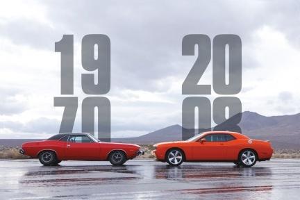 Por fin, el Dodge Challenger SRT8 en todo su esplendor