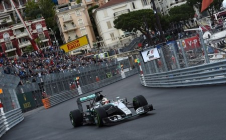 Lewis Hamilton Monaco Gp