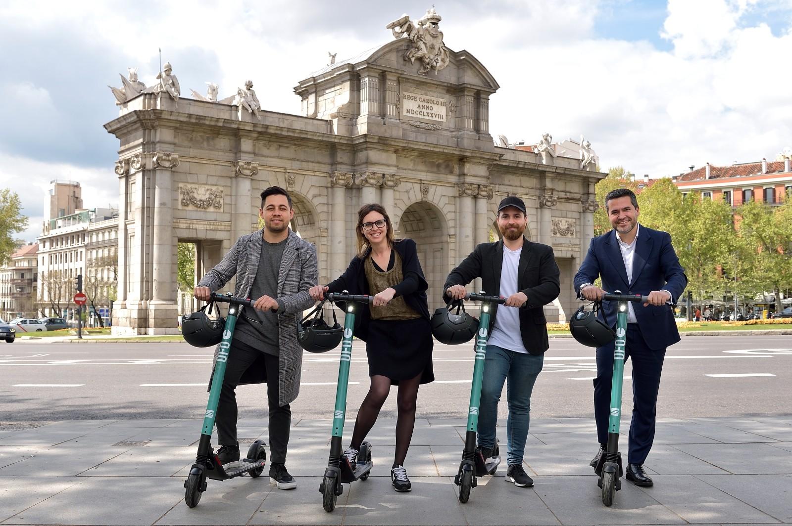 Foto de Nuevo servicio compartido de patinetes eléctricos de SEAT (1/13)