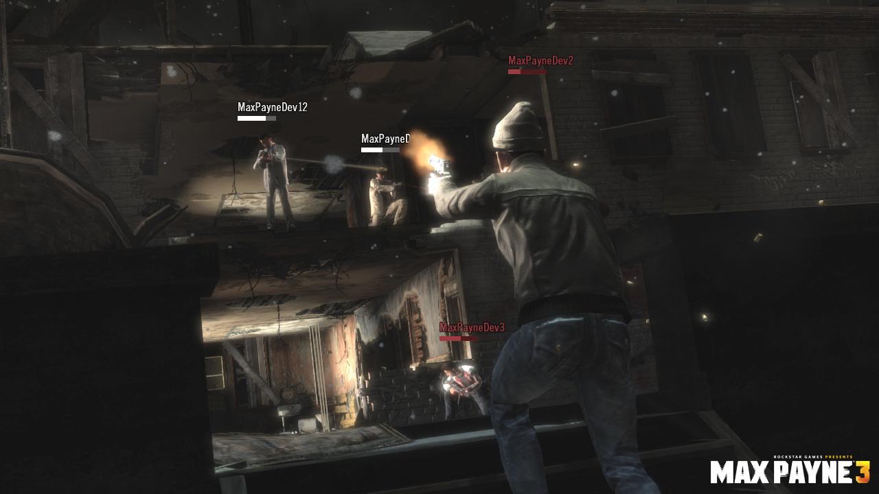 Foto de Max Payne 3 - Pack Crimen Desorganizado (1/3)