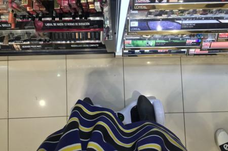 En la perfumería
