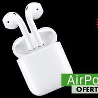 Chollazo: los AirPods de Apple pueden ser tuyos este Black Friday por sólo 99 euros