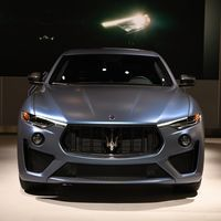El Maserati Levante GTS ONE OF ONE es un SUV de 550 CV único para la estrella de la NBA Ray Allen