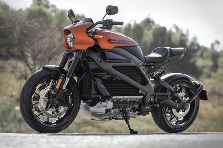Harley Davidson Livewire 2019 Precio 1