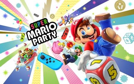 Análisis de Super Mario Party: Nintendo convierte la magia de los Joy Con en locura y diversión, y los eleva a una forma de arte
