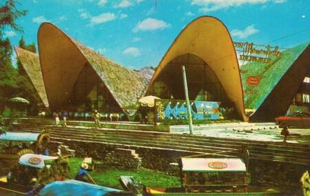 Restaurante los Manantiales, un icono de la arquitectura moderna en el corazón de Xochimilco