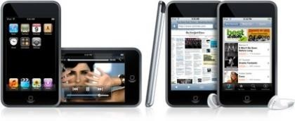 Primera revisión del iPod Touch