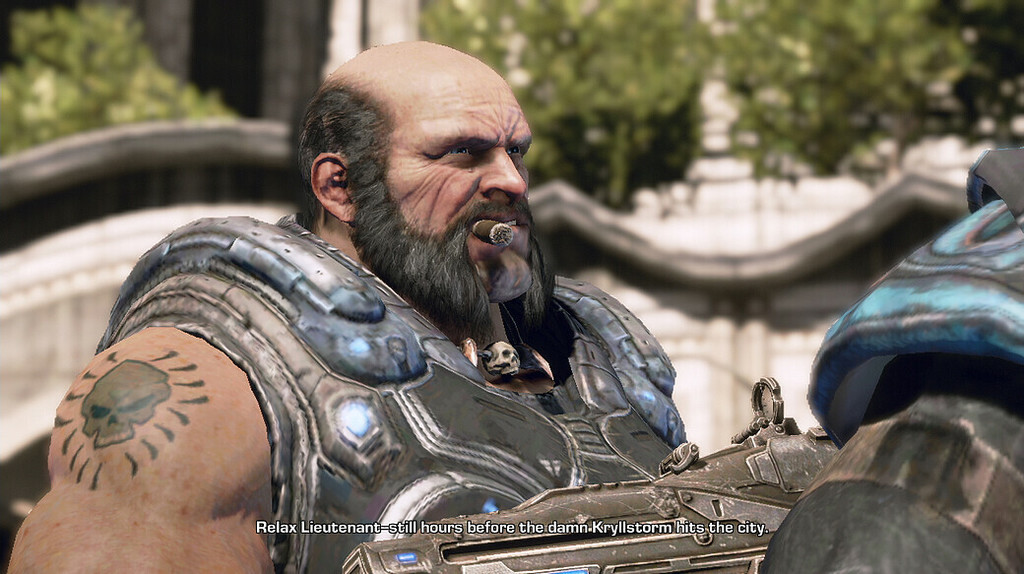 No habrá referencias al habito de fumar en Gears 5 ni sus secuelas. Eso sí, seguirá habiendo sangre y violencia