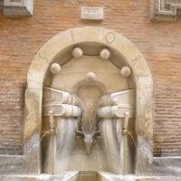 Fontana dei Libri (Roma, Italia)
