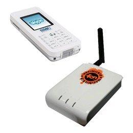 Teléfono WiFi de Fon y Skype
