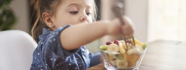 Las frutas en la alimentación infantil: cuándo y cómo ofrecerlas