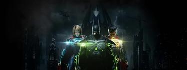 Analysis injustice 2: Netherrealm metahumanos collision signature required DC Universe