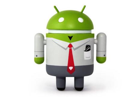 Android apostaría por el mundo corporativo en su próxima versión: más seguridad, borrado parcial y más