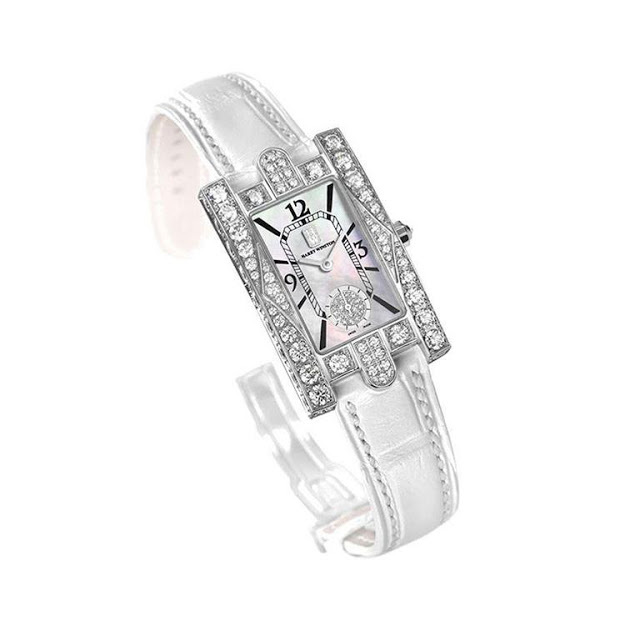 Harry Winston The Avenue Classic Collection blanco