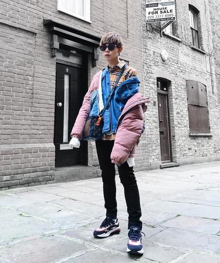Street Style London Fashion Week Mens January 2019 Fall Winter 6