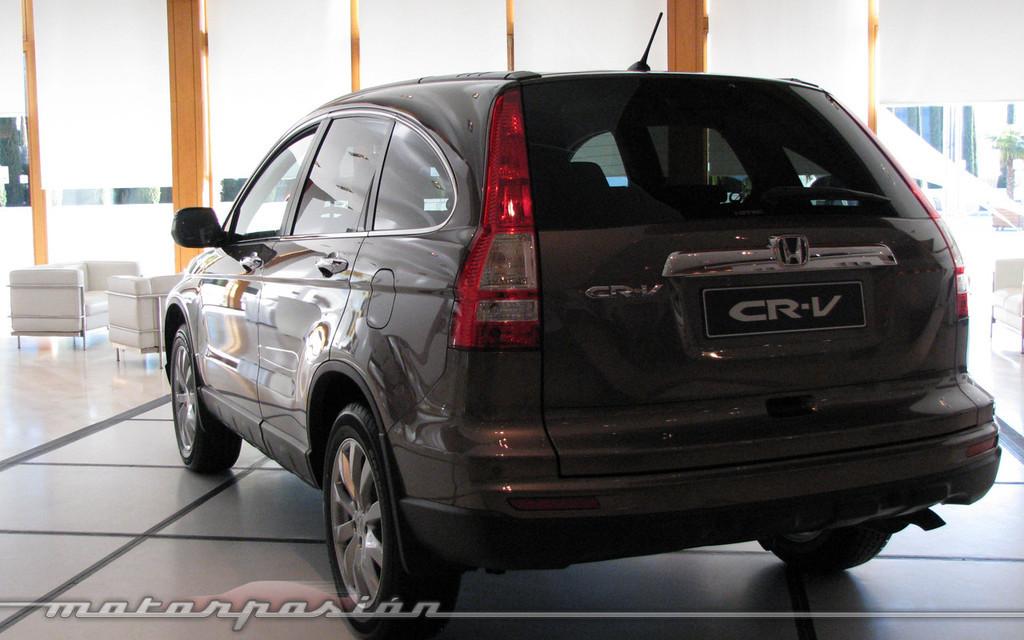 Foto de Honda CR-V (presentación) (32/45)
