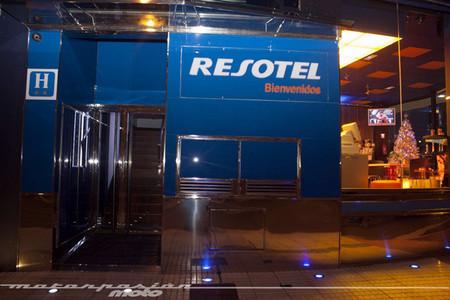 Resotel, un hotel con pasión por el motor