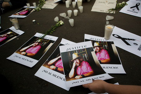 Asesinato Periodista