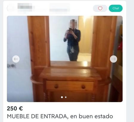 Window Y Mueble De Entrada En Buen Estado De Segunda Mano Por 250 Eur En Santiago De Compostela En Wallapop